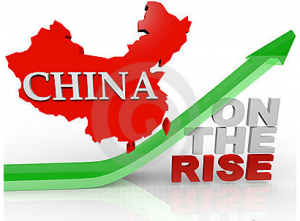 China on the Rise