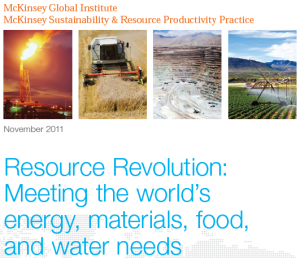 Resource Revolution: Meeting the world's energy, materials, food, and water needs